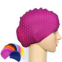 Topi renang merk Speedo Untuk Dewasa Bahan Karet Lentur