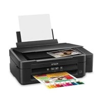 EPSON L360 All-in-One (Print, Scan, Copy) Ink Tank Printer