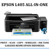 Printer Epson L405 Wi-Fi All-in-One Ink Tank Printer - Print,Scan&Copy