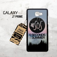 5 Second Of Summer O0663 Casing HP Samsung J7 Prime Custom Case Cover