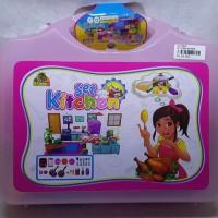 Mainan Kitchen Set Edisi Koper Eksklusive