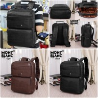 11/12 Backpack Laptop MONTBLANC A1400 Murah Batam