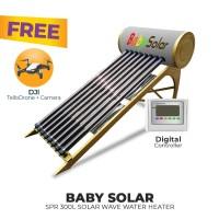 FREE ONGKIR+DJI DRONE BABY SPR 300L SOLAR WAVE WATER HEATER