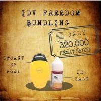 IDV FREEDOM SALE - BUNDLING SMOANT S8 + DR SALT