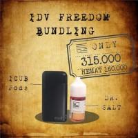 IDV FREEDOM SALE - BUNDLING FOXCONN ICUB + DR SALT