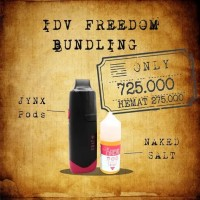 IDV FREEDOM SALE - BUNDLING JYNX + NAKED SALT
