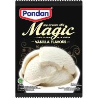PONDAN ICE CREAM MAGIC VANILLA POUCH 75GR
