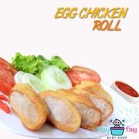 Kraukk Healthy Frozen Food EGG CHICKEN ROLL