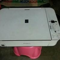 Printer canon pixma mp258 siap pake tanfa infus