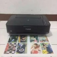 Printer canon mp237 tanpa infus