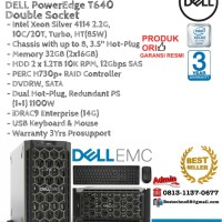 DELL Server T640 Intel Xeon Silver 4114 Double Socket TowerSeries