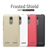 LENOVO K6 POWER NILLKIN HARDCASE FROSTED SHIELD / HARD CASE ORIGINAL