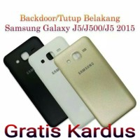 Backdoor Samsung Galaxy J5 2015 / J500 Back Door Casing Tutup Belakang