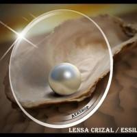 Lensa Minus - Lensa Essilor Crizal Alize - Lensa Kacamata Minus - Plus