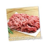 Jual Daging Babi Giling / Pork Minced (daging paha giling)