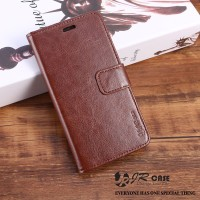 Oppo A3S Flip Wallet Jr Leather Tpu Holder Cover Stand Case