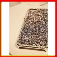 AKSESORIS HP FOR IPHONE 5 5S - LUXURY SUPER BLING DIAMOND RHINESTONE S