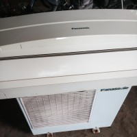 ac panasonic 1/2 pk second