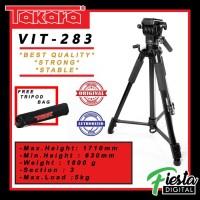 Tripod TAKARA VIT-283, Video Tripod