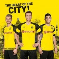 Jersey Bola Borussia Dortmund Home Official 2018-2019 Grade Ori Murah