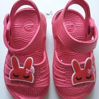Sepatu Anak Laki Laki Perempuan Sandal Karet Wanita Pria Cewek mdn
