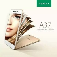 Hp Oppo A37 RAM 2/16-Gold & Black