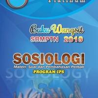 Buku Wangsit SBMPTN 2019 SOSIOLOGI Platinum