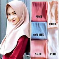 Pakaian wanita fashion muslim/Khimar pet antem/kerudung wolfis