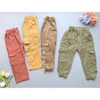 [KUNREI] 3-6thn celana jogger random style baggy pants