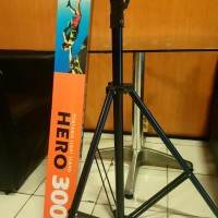Lightstand Excell Hero 300 Tripod Penyangga Lampu Premium