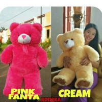 Boneka Big JumBOO Beruang Teddy Bear 80 CM Biggestt