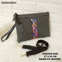 Tas Fashion Ipad Darkgray