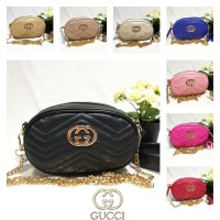 PROMO Tas Batam Import Murah Gucci Belt Tali Rantai Limited Edition