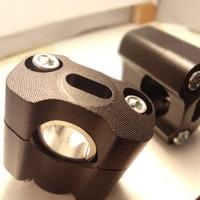 Raiser Stang Peninggi Stang Alumunium CNC