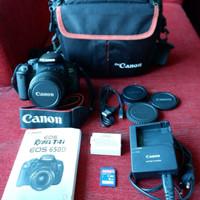 Canon EOS Rebel T4i 650D Kit Lensa 18-55 mm