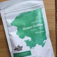 Herbilogy Green Coffee Extrack Powder 100gr