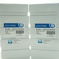 Cryobox White 2 Inch ( box sampel tabung 1,5 ml ) 81 well | Biologix