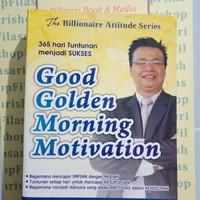 Good Golden Mornining Motivation