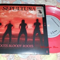 Vinyl Sepultura Roots Bloody Roots Red 7