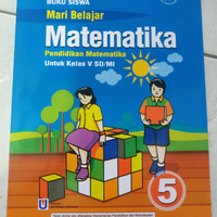Buku Siswa Matematika SD kelas.5 Dewi Nuharini