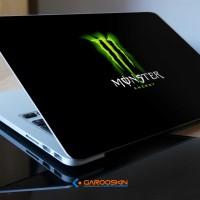 Garskin Notebook Lenovo 10 Inch Monster Energy Custom (Luar Saja)