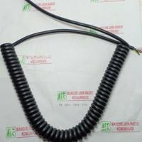 Harga kabel spiral rig polos buat icom alinco kenwood dan | antitipu.com