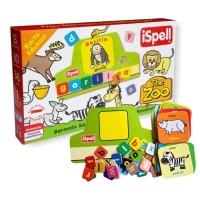 Mainan Edukasi/Edukatif Anak-Kartu Edukasi/Edufun Ispell Zoo