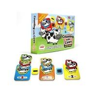 Mainan Edukasi/Edukatif Anak- Kartu Edukasi/Edufun Counting With Cows