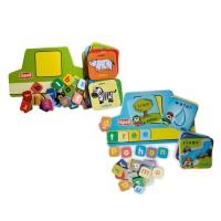 Mainan Edukasi/Edukatif Anak-Kartu Edukasi/Edufun Ispell Nature