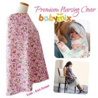 Nursing Cover Apron Babymix- Ponco - Tutup Menyusui - GROSIR