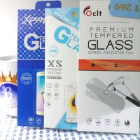 Tempered Glass Hp Xiaomi Mi4 Mi4W Anti Gores Kaca Temp Glas