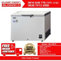 Promo Chest Freezer Gea 300 Liter AB-336R