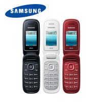Handphone Samsung flip 1272 Samsung caramel GT-E1272 dua sim Grade A
