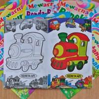 Buku Aktivitas Mewarnai Anak PAUD & TK (Kecil)